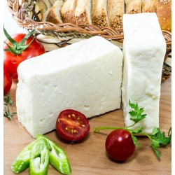 Ezine Tipi Orta Sert Beyaz Peynir