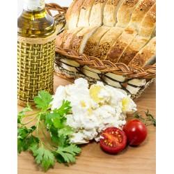 Tatlı Biberli Lor Peynir 550 Gr.