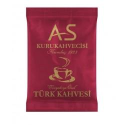 AS Türk Kahvesi 100 gr. Folyo Ambalaj